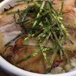 【濃厚】味噌屋 門左衛門 富士見市 3種の味噌ラーメン+炙りチャーシュー