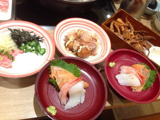 いろどり和菜 三○三 の食べ放題いろいろ