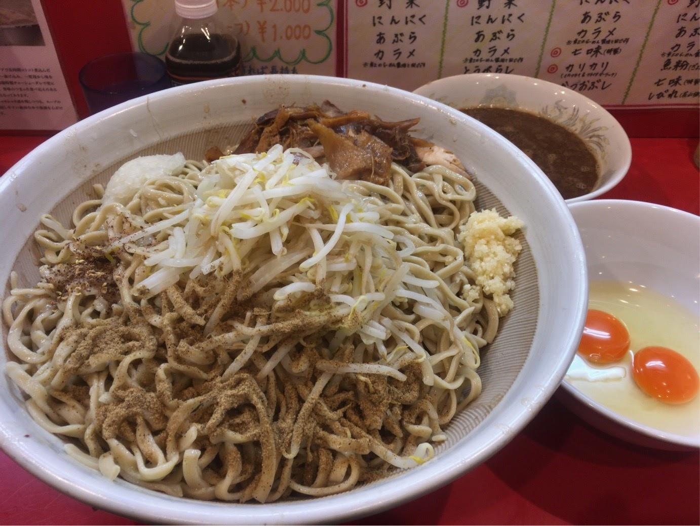 桐生つけ麺900g