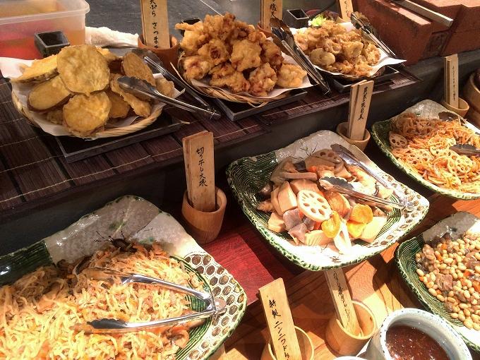 惣菜&天ぷら