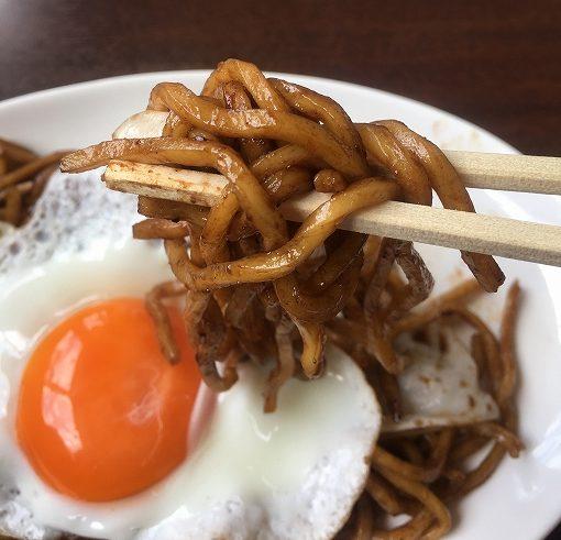 ばそき家の麺