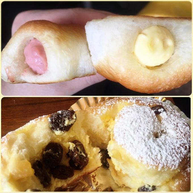 アルデ、甘いパン、スイーツ