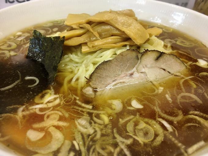川越大勝軒、中華麺