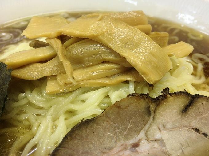 川越大勝軒、中華麺の具