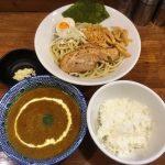 【倍盛まで無料】つけめん たま 坂戸市 カレーつけ麺が食べたくて~白飯が間違いないドロリンチョ~【もやし&辛ニラ食べ放題】