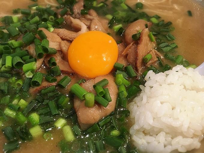 蟻塚、極肉麺4玉バージョン