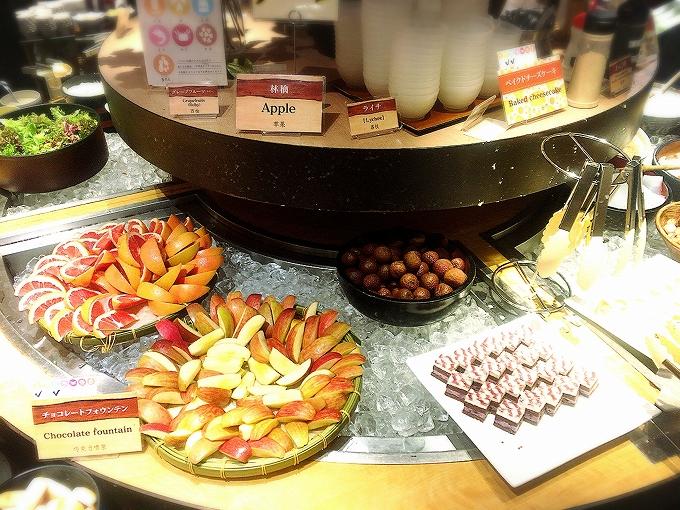 上野、大地の贈り物、ビュッフェ、食べ飲み放題