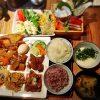 【食べ放題】原始焼き 井の壱 惣菜食べ放題680円(夜980円)☆値段からは想像もつかない豪華ビュッフェ【路地裏】