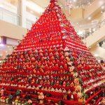 【お出かけ】鴻巣びっくりひな祭り 31段高さ7mのひな壇に約1800体の人形集結☆【メイン会場】