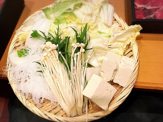 江戸一 草加市 ランチしゃぶしゃぶ・すきやき・ちゃんこ食べ放題☆平日は1380円