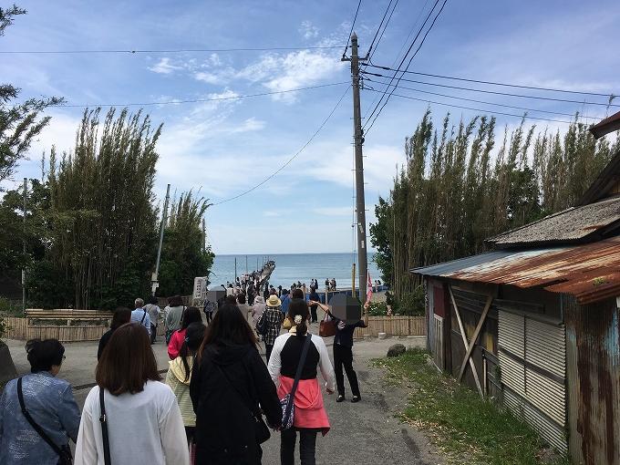 【観光スポット】原岡海岸 千葉県南房総市
