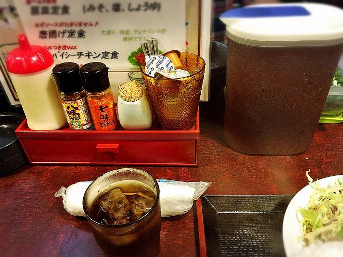 【デカ盛り】居酒屋 たけちゃん 1番人気の生姜焼きランチ780円☆選べるご飯にチョモランマ盛り