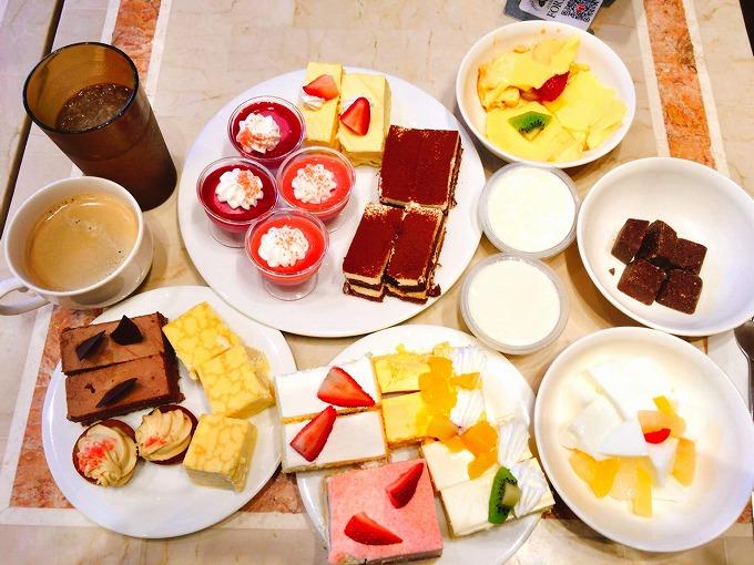 【食べ放題】花園フォレスト 深谷市 スイーツバイキング☆平日は850円で時間無制限