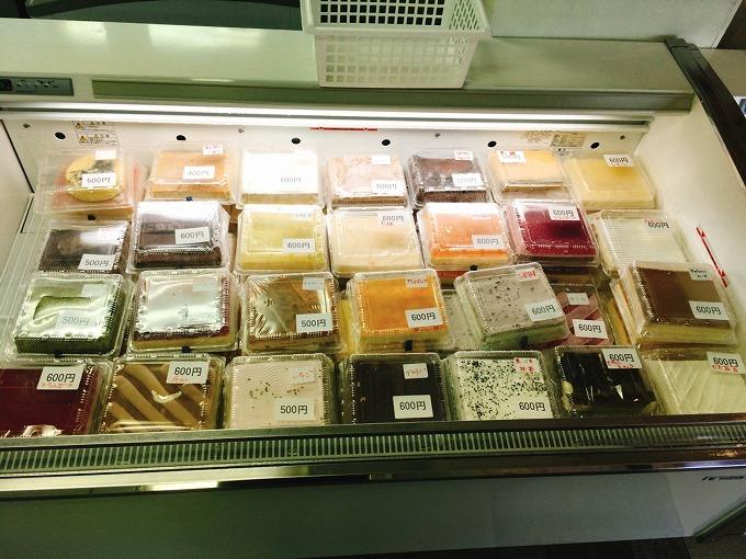 【お買い得】全菓 ガトーシャトウ 所沢市 ホールケーキやスポンジの工場直売所☆切り落とし100円のサービス品も