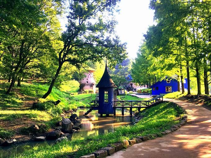 【お出かけ】ムーミンパークと合わせて行きたいトーベ・ヤンソンあけぼの子どもの森公園☆建物など無料で見学可能