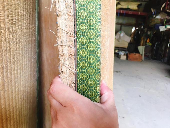 【ものづくり体験】宮崎畳店 吉見町 工場見学&ミニ畳作りで日本の伝統を知る☆イグサのあの香りをご自宅で♪