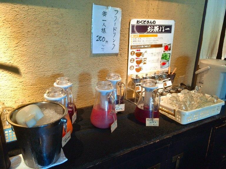 【食べ放題】おくどさん 惣菜とかまど炊きご飯のランチビュッフェがすごい☆選べるメイン料理で舌鼓