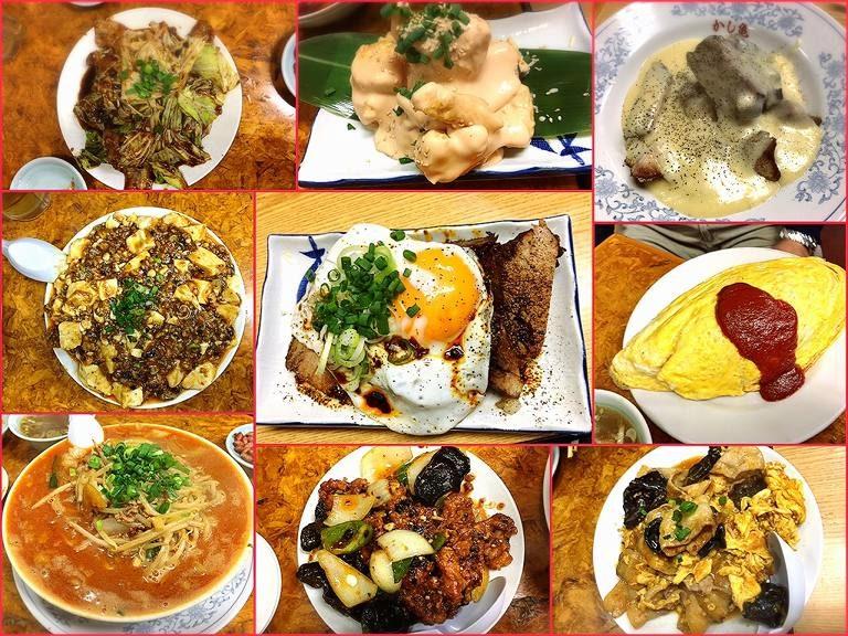 【デカ盛り】かし亀 加須市 チャーシュー多い麺と唐揚げチャーハン☆今一番行きたかった埼玉に中華屋さん♪