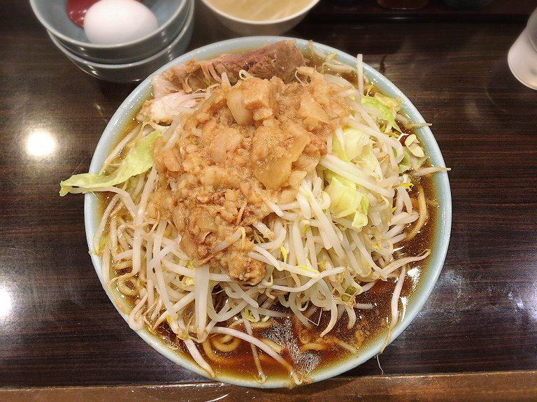 【デカ盛り】立川マシマシ8号店 川越 ラーメン大マシライスご飯マシマシ☆野菜から米の時代へ♪【選べる量】