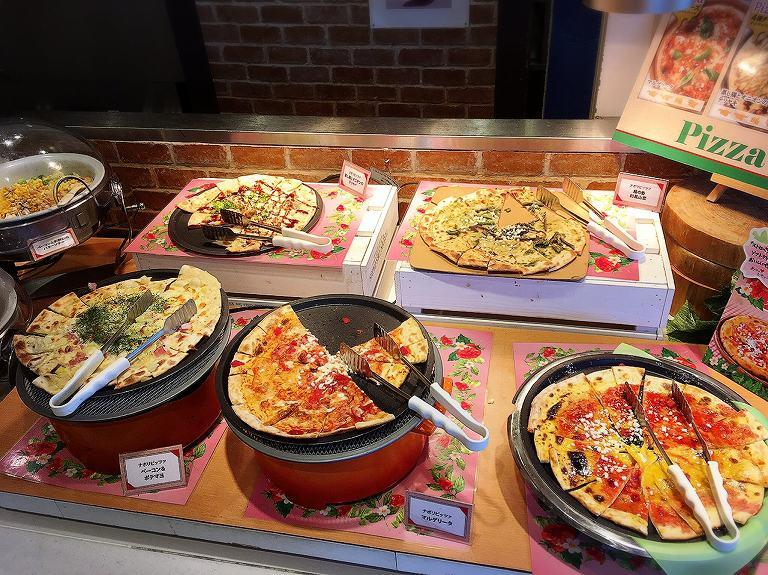 【食べ放題】フェスタガーデン イオン与野 ランチビュッフェ1299円から☆デザート強めの豊富なラインナップ