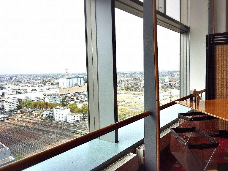 【食べ放題】レガーロ さいたま市 ホテルの15階でランチバイキング☆ラフレさいたまから見下ろす景色付き♪