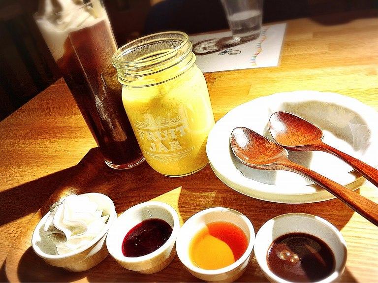 【充実】おふろカフェ うたたねジャープリンやフードメニューの紹介☆シェアしても楽しめるデザート♪【スイーツ】