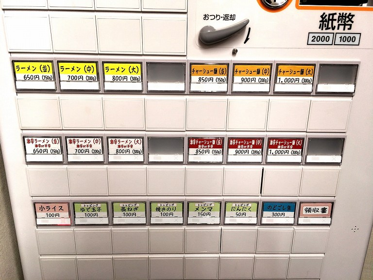 【大盛り】北大塚ラーメン 豊島区 チャーシュー麺大は器びっしりに肉満開だった♪【人気店】