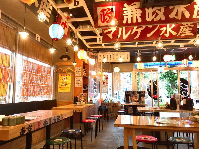 【食べ放題】大庄水産 大漁刺身定食ランチはご飯と味噌汁お替わり自由☆追加でカスタム飯も可能だぞ♪【豪華】