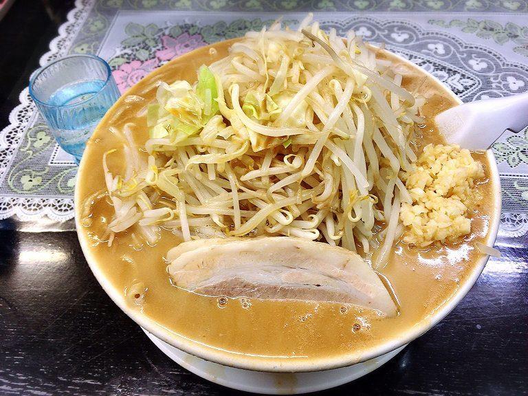【デカ盛り】大勝軒 本庄市 夜限定の富二郎特盛をガッツリいただく☆なみなみスープでボリューミー【のれん会】