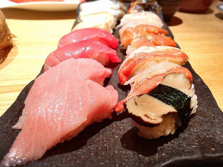 【食べ放題】すし波奈 浦和パルコ店 期間限定の寿司食べ放題はカニ付☆予約して初訪問してきました【実食レポ】