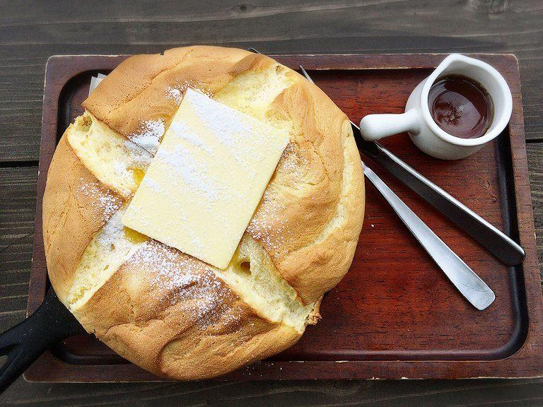 【ぐりとぐら】孤独のグルメ ひばりが丘のカステラパンケーキはコンマコーヒー?!団地で優雅に過ごせるひと時【カフェ】