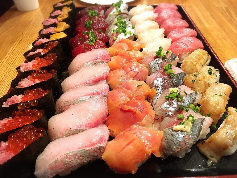 【豪華】はるみち寿司の感謝祭に参加☆レアネタであるサメの心臓も食べたよ♪【新鮮】