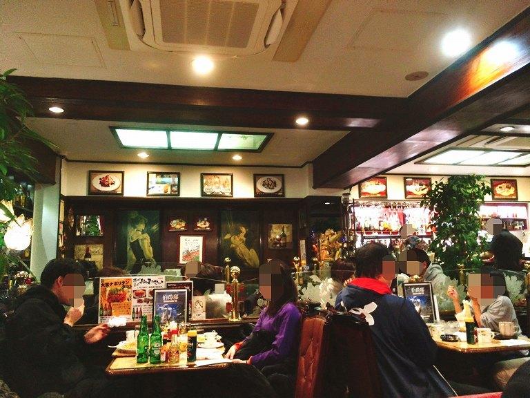 【24時間】伯爵邸 大宮の人気カフェにあるフルーツパフェと全メニュー紹介☆深夜でも寄れるカフェ【有名】