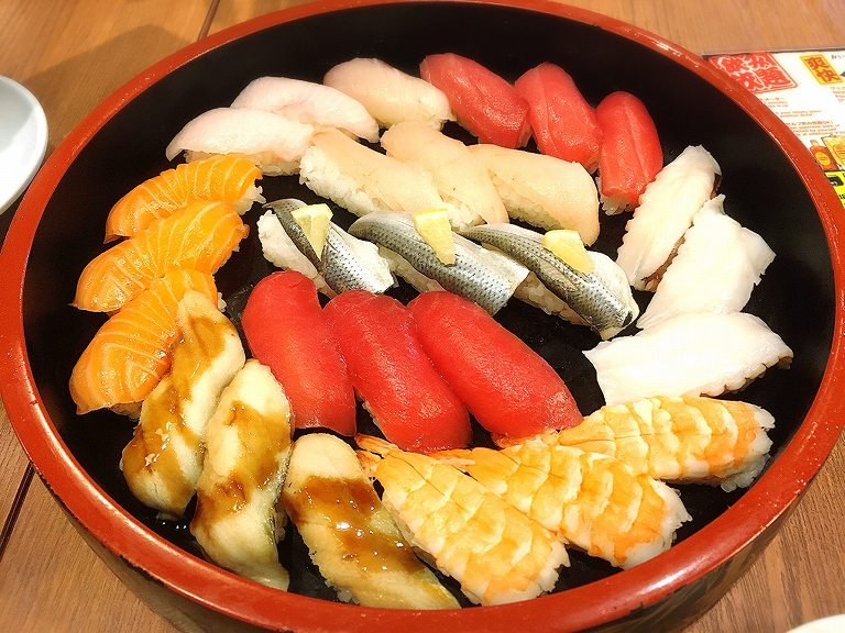 【お得】寿しやの台所 渋谷店 寿司食べ放題プランが3500円から☆生本まぐろが食べれるぞ【駅チカ】