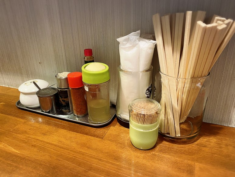 【鶏白湯】自家製麺ラーメンK 富士見市 ラーメン特製塩の実食とメニュー紹介【切りたて】