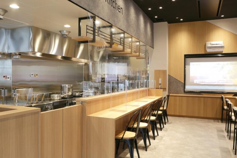ところざわサクラタウン「ラーメンWalkerキッチン」がオープン!