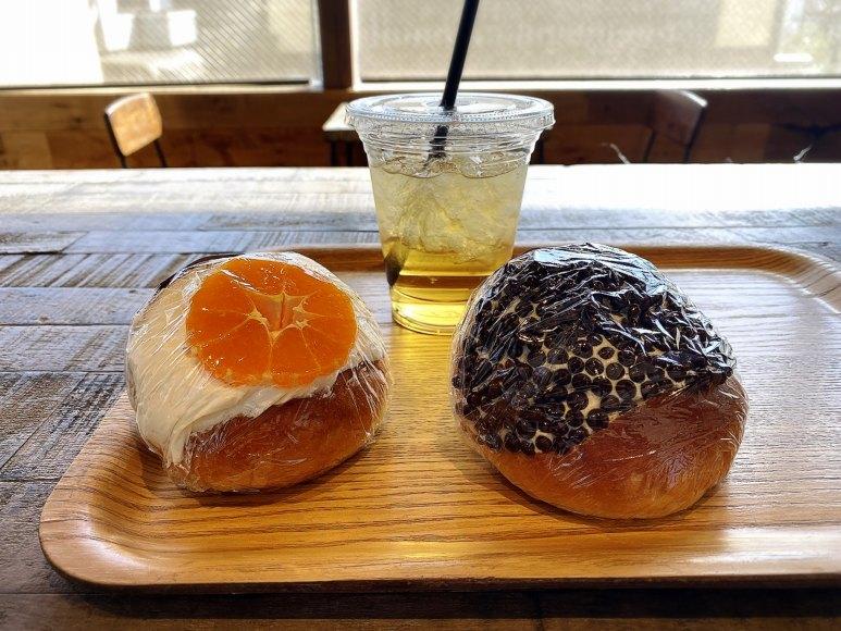 【カフェ】サンドイッチパーラー楽楽 川越市 マリトッツォも買える絶品パン屋さん【屋上テラス有】