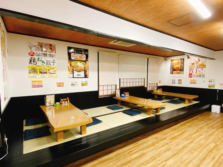 【デカ盛り】ねぎ餃子 鴻巣市 チャレンジメニュー 鬼メガスーパー餃子丼に挑戦!
