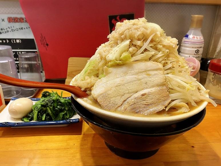 【みずほ台駅】貴壱家で舞豚麺と自家製カツ丼をガッツリ食べてきた!