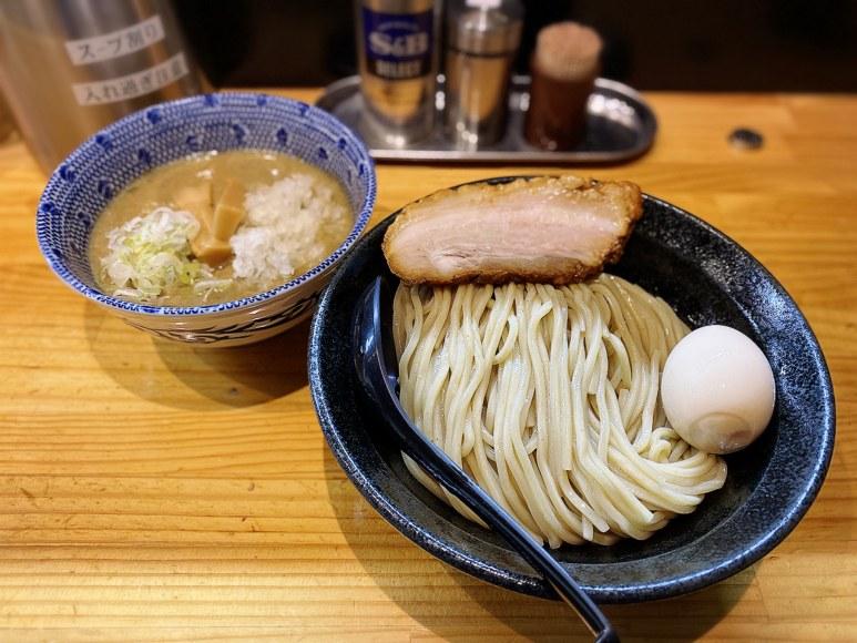 西浦和|狼煙系列の自家製麺 TANGOでつけ麺と和え玉を食べてきた【メニュー紹介】