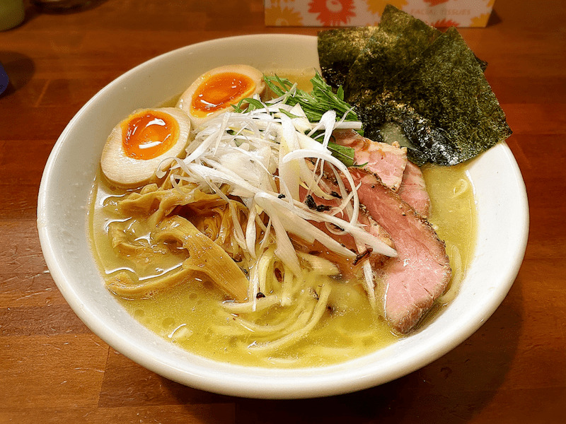富士見市:自家製麺ラーメンK