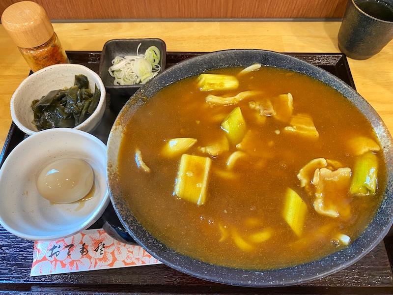 【ランチ】うどん工房諏訪 富士見市 3度美味しい諏訪カレーうどん
