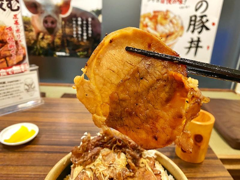 【デカ盛り】豚丼屋TONTONのチャレンジメニューてっぺん盛りに挑戦!ルールや内容は!?